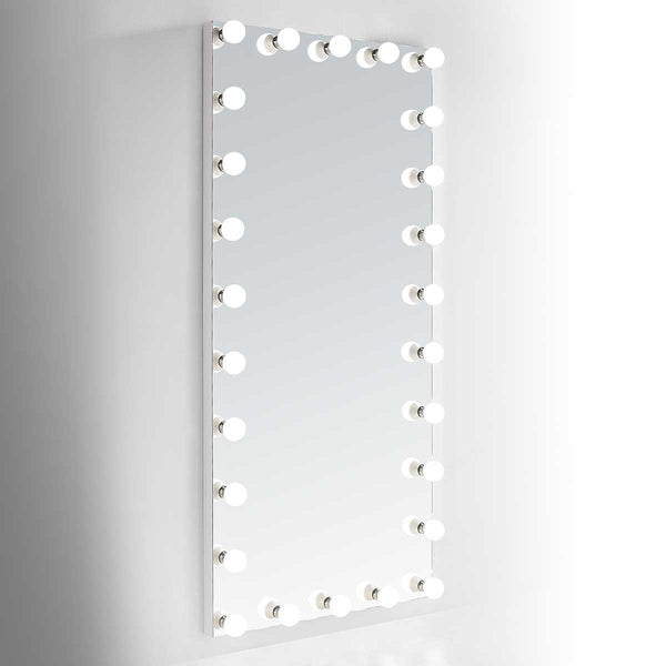 Constellation 85 Lighted Full-Length Hollywood Vanity Mirror - Modern Mirrors