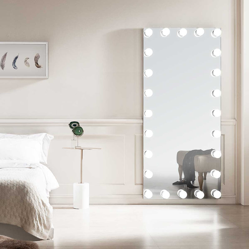 Constellation 70 Lighted Full-Length Hollywood Vanity Mirror - Modern Mirrors