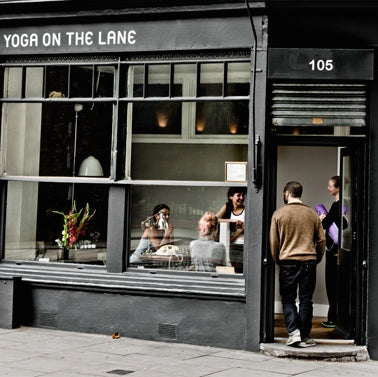 Mindfulness Sessions at Yoga on the Lane