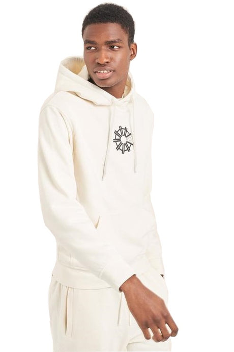 ARCMINUTE Hoodie Alwold Off White - Circle Collective