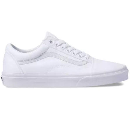VANS Old Skool True White - Circle Collective