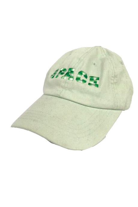 SPACE AGE WEAR Dad Cap Mint Green - Circle Collective