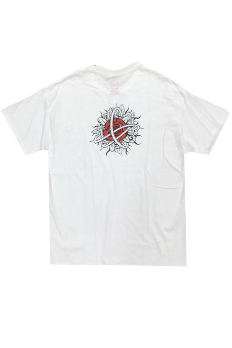 RCC Mens T-Shirt Thornbush White - Circle Collective