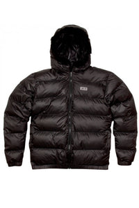 KING APPAREL Puffer Jacket Earlham Black - Circle Collective