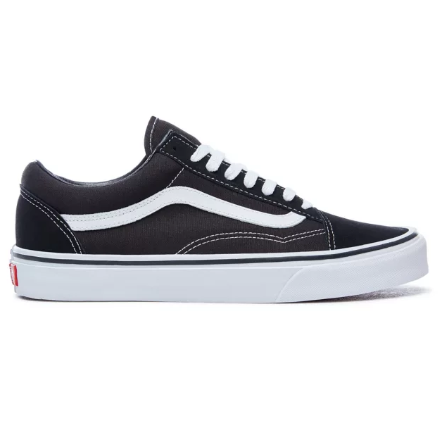 VANS Old Skool Black/White - Circle Collective