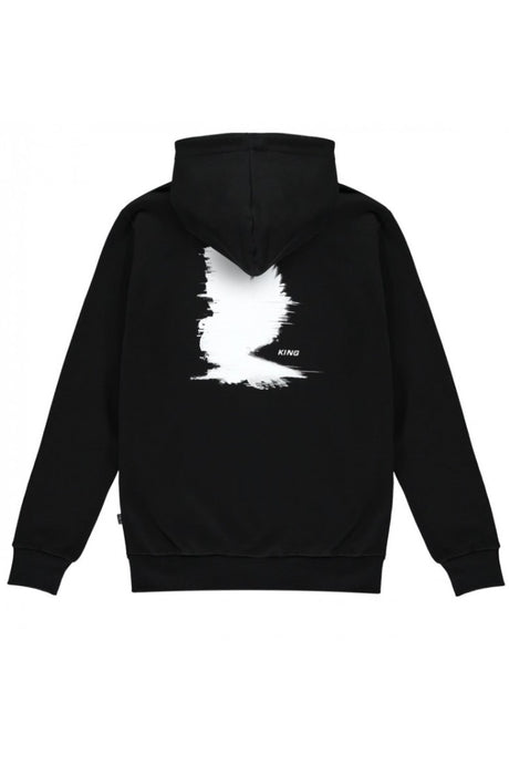 KING APPAREL Hoodie Hoxton Black - Circle Collective