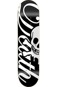 DEATH Deck Script Black/White - Circle Collective