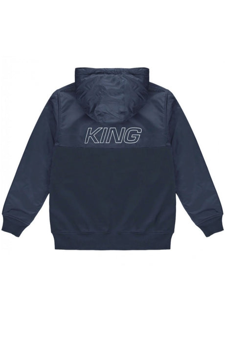 KING APPAREL Track Top Dalston Ink - Circle Collective