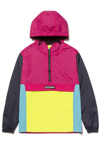 HUF Jacket Wave Anorak Hot Pink - Circle Collective