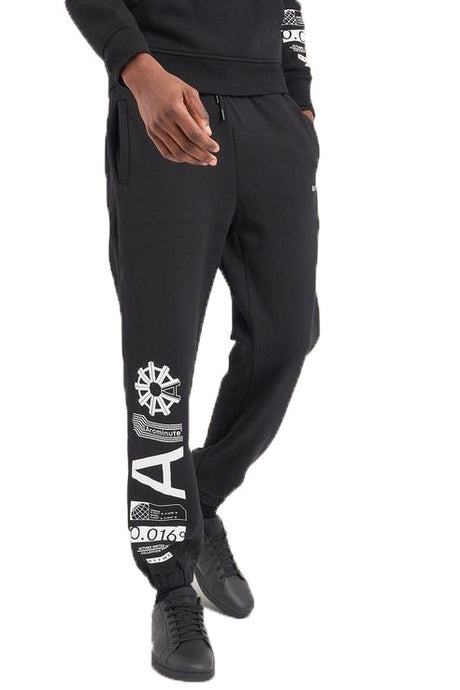 ARCMINUTE Joggers Blackheath Black/White - Circle Collective