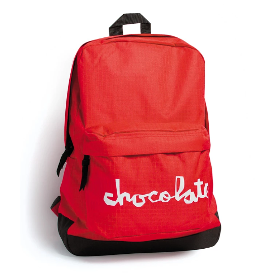 CHOCOLATE Backpack Chunk Red