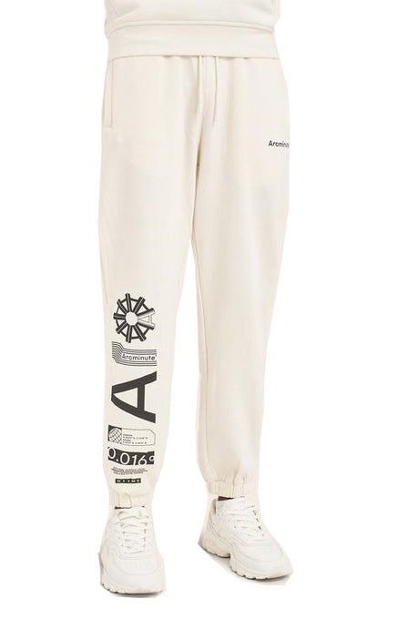 ARCMINUTE Joggers Blackheath Off White - Circle Collective