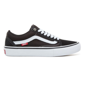 VANS Old Skool Pro Black/White - Circle Collective
