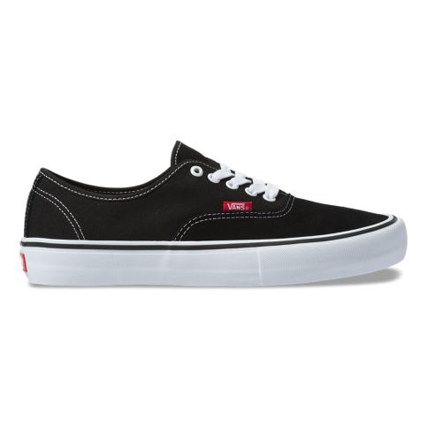 VANS Authentic Pro Black/White - Circle Collective