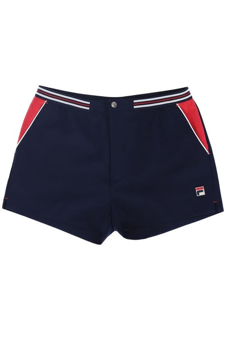 FILA VINTAGE Shorts High Tide 4 Peacoat - Circle Collective