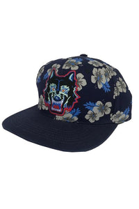 WOLF Snapback Cap Multi - Circle Collective
