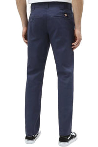 DICKIES Work Pant 872 Slim Fit Navy Blue - Circle Collective