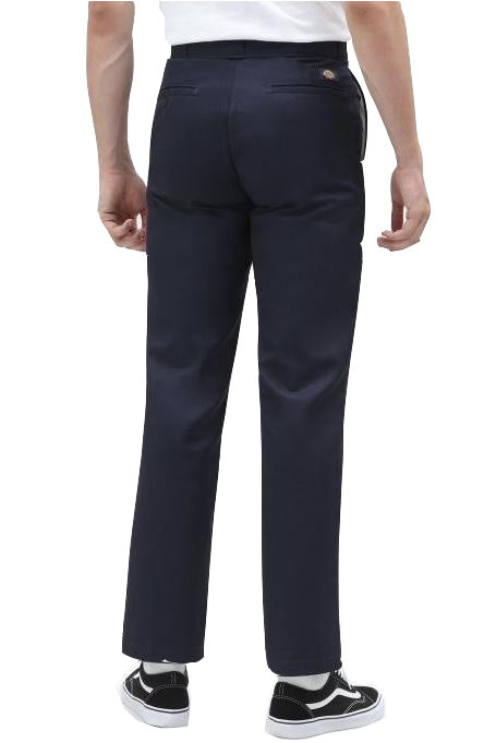 DICKIES Workpant 873 Slim Straight Navy - Circle Collective