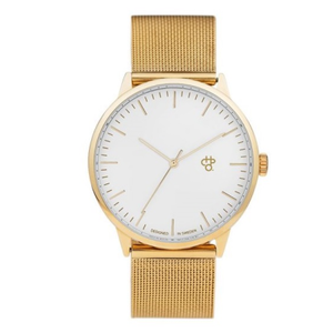 CHPO Watch Nando Gold\White - Circle Collective