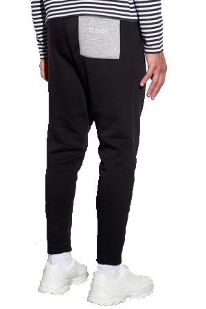 ARCMINUTE Track Pant Acre Black - Circle Collective