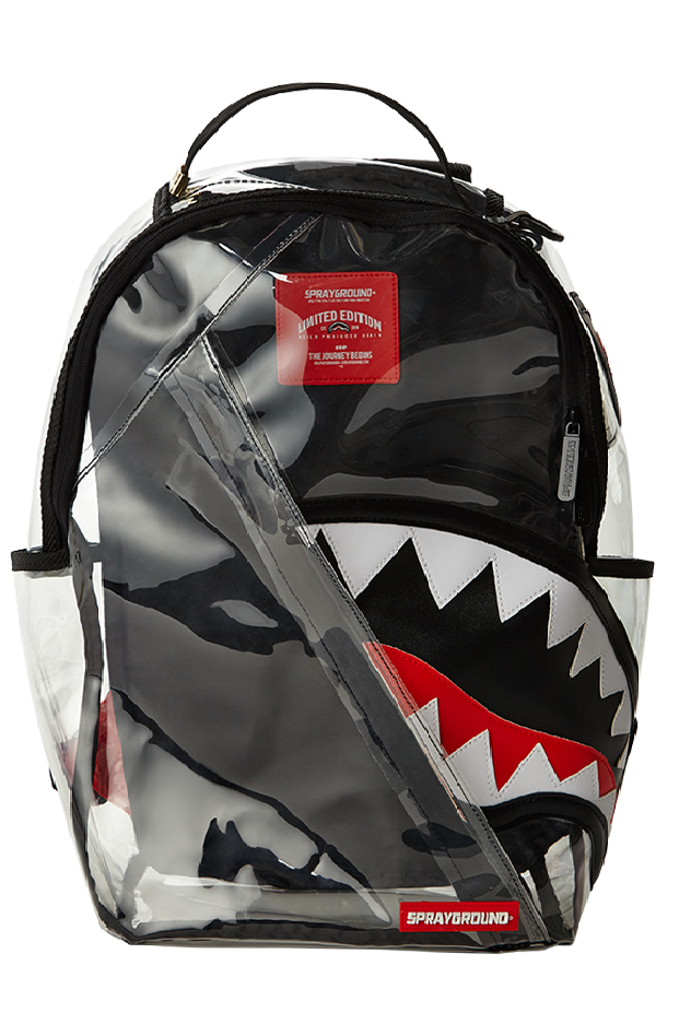 SPRAYGROUND backpack Angle 20/20 Vision Shark - Circle Collective