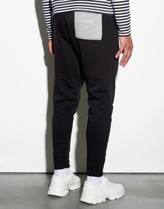 ARCMINUTE Track Pant Acre Black