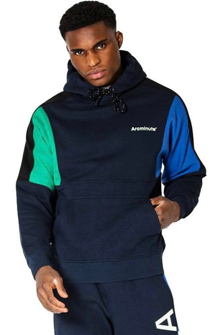 ARCMINUTE Hoodie Scott Hoodie Navy - Circle Collective