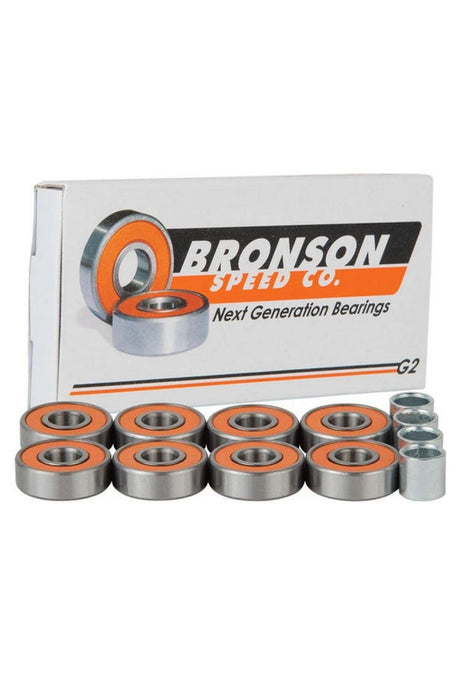 BRONSON SPEED CO Bearings G2 - Circle Collective