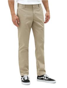 DICKIES Work Pant 872 Slim Fit Khaki - Circle Collective