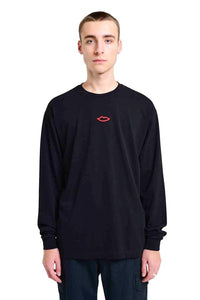 SEX SKATEBOARDS T-Shirt LS Louis Artwork Black - Circle Collective