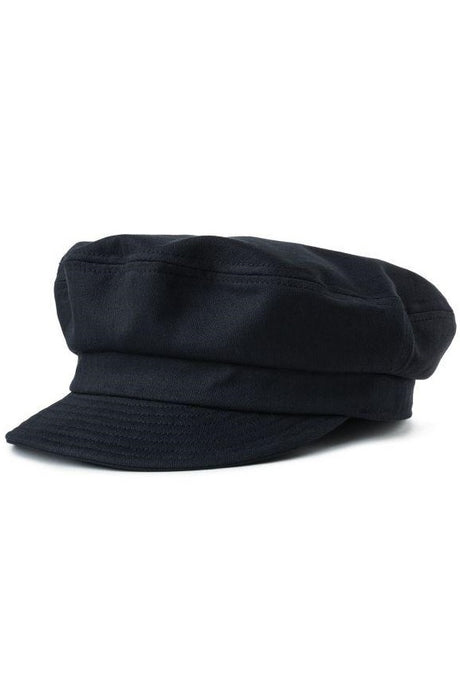 BRIXTON Fiddler Cap Unstructured Black - Circle Collective
