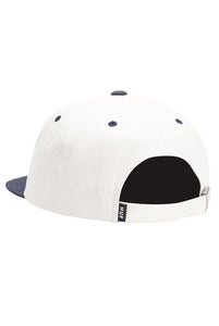 HUF Cap 6 Panel 98 Logo Off White - Circle Collective