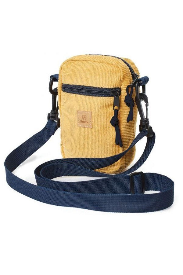 BRIXTON Hip Bag Main Label Maize - Circle Collective