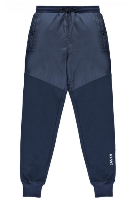 KING APPAREL Track Pants Dalston Ink - Circle Collective