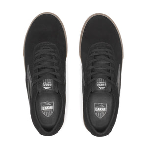 LAKAI Sheffield Black/Gum - Circle Collective