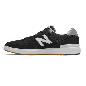 NEW BALANCE Numeric 574 Black/Grey - Circle Collective