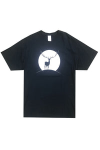 RCC Mens T-Shirt Stag Black - Circle Collective