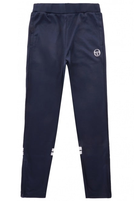 SERGIO TACCHINI Track Pant Orion Slim Navy/White - Circle Collective