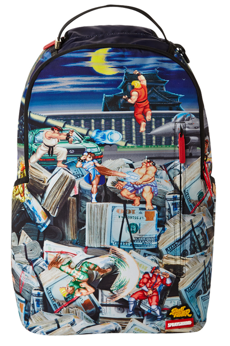 SPRAYGROUND Street Fighter - Circle Collective