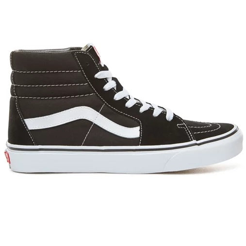 VANS SK8 - Hi Black/White - Circle Collective