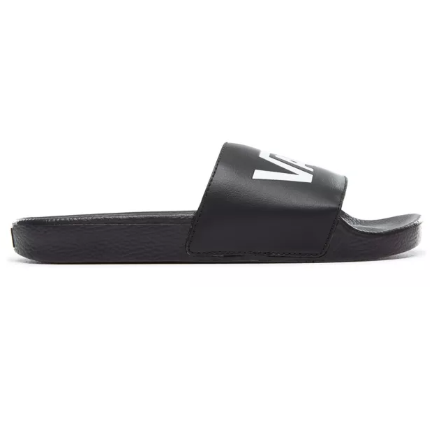 VANS Slide On Sandals Black/White - Circle Collective