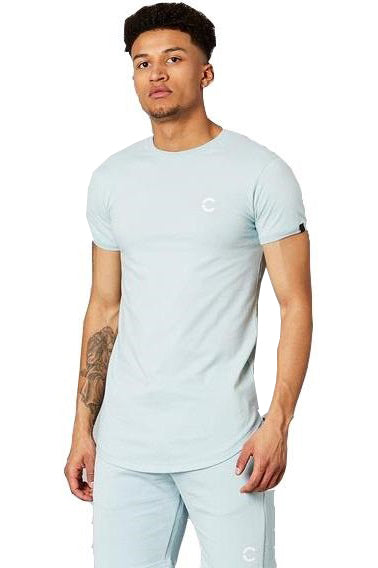 CERTIFIED T-Shirt Noshiro Sterling Blue - Circle Collective