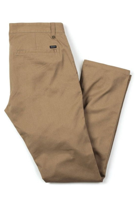 BRIXTON Chinos Reserve Khaki - Circle Collective