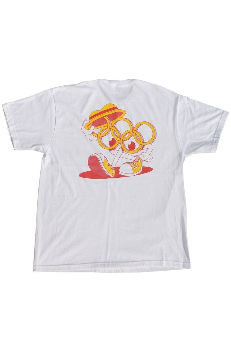 HANDY SUPPLY CO T-Shirt Olympian White - Circle Collective