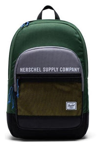 HERSCHEL Backpack Kaine Green/Grey - Circle Collective