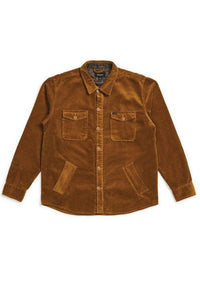 BRIXTON Shirt Durham Brass - Circle Collective