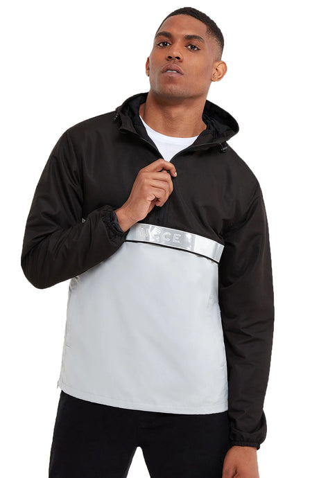 NICCE Cagoule Casta Black/Reflective - Circle Collective