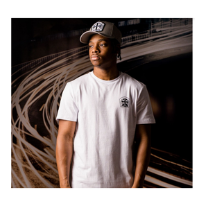 KING APPAREL T-Shirt Regal White - Circle Collective