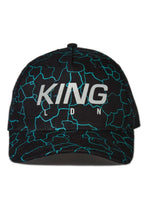 KING APPAREL Curved Cap Whitechapel Black - Circle Collective