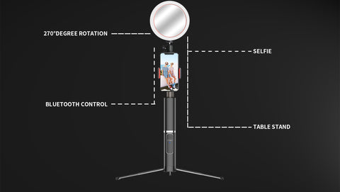 Mirrex Smart personal mirror that can take selfie - Mirrex™